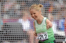 Paralympics: O'Neill throws her way to silver medal