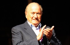 Blatter tells FIFA advisers to curb criticism
