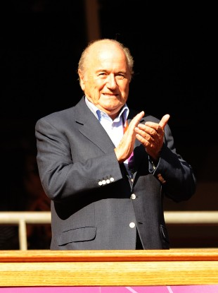 Blatter believes that FIFA's anti-corruption drive must look beyond FIFA's executive committee.