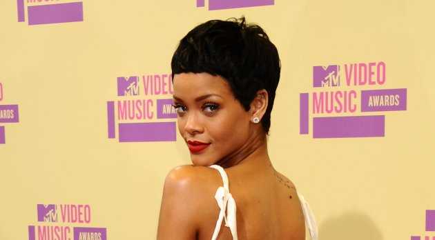 MTV VMA 2012 - Arrivals - Los Angeles