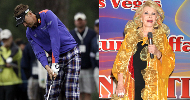 Celebrity bagmen (part II): our alternative caddies for Europe's Ryder Cup team