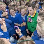 Irish Paralympic Team Government Reception, Farmleigh, Dublin 14/9/2012