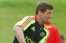 Big guns return for Munster ahead of Ulster clash in Ravenhill