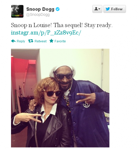 Snoop and Susan