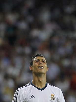 Ronaldo's teammates have offered the player support following revelations that he is 'sad'.