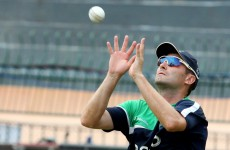 Ireland have the depth to trouble Australia, says Porterfield
