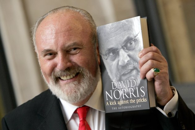 11/10/2012 David Norris A Kick Against the Pricks