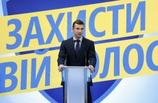 Sheva, Klitschko hope to score in Ukraine election