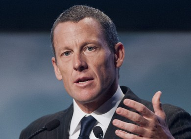 Lance Armstrong: must come clean if he is to move on.