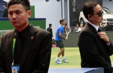 Chinese blogger 'sorry' for Federer death threat