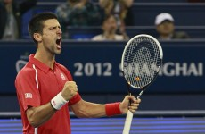 Djokovic denies Murray in Shanghai thriller