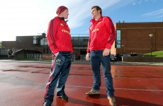 Dress code: CJ Stander shows up for Munster training in a pair of jeans