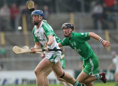 O'Loughlin Gaels Brian Hogan and Ballyhale Shamrocks Colin Fennelly will be in opposition this weakend.