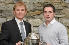 Kierans looks to Ryder Cup miracle for inspiration