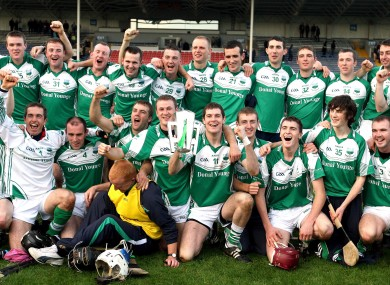 Drom-Inch are hoping to retain their Tipperary SHC title on Sunday.