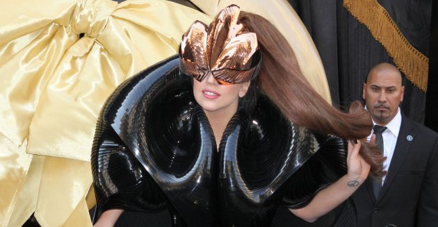 Lady Gaga 'Fame' Fragrance Launch - New York