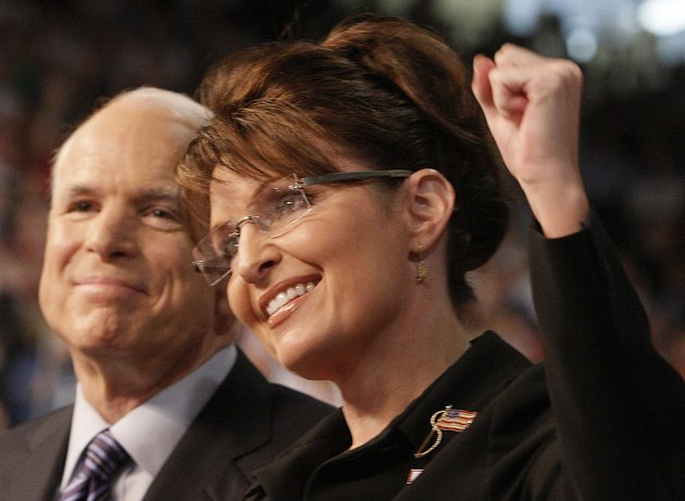 MCCain Veepstakes Palin