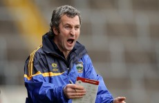 Ryan to assume Tipperary assistant manager role