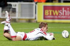 As it happened: Ulster v Castres Olympique, Heineken Cup