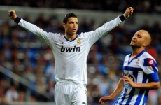 La Liga wrap: High five for Real Madrid