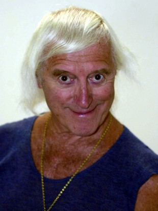 Jimmy Savile died last year, aged 84.