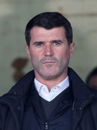 Roy Keane (file photo)