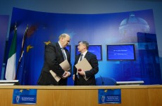 As it happened: Noonan and Howlin on the Troika's eighth review of the bailout