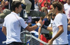 Federer hails Djokovic as 'real' number one