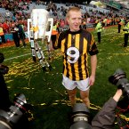 Consolidating his status as one of the greatest hurlers ever, Shefflin delivered a series of fine performances to help Kilkenny win yet another All-Ireland and consequently, was rightfully acknowledged as the Hurler of the Year at the All-Star Awards (INPHO/James Crombie)