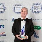 John Banville, winner of the Easons Novel of the Year