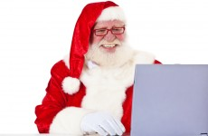 So, we got an email from Santa…