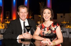 Supervalu TV ad scoops top industry award
