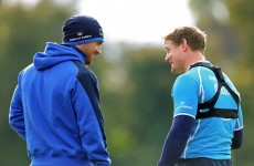 Schmidt plans Heineken Cup comebacks for O'Driscoll and Kearney