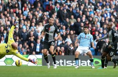 As it happened: Manchester City v Tottenham Hotspur, Premier League