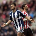 Few Irish footballers had a great year, though Shane Long represents a notable exception. West Brom enjoyed a meteoric rise towards the top of the Premier League, and the Irishman was an integral reason behind their impressive form (Steve Drew/EMPICS Sport).