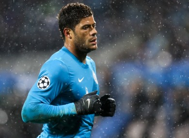 Hulk reportedly earns reportedly 6.5 million euros a year. 