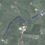The N12, Tamlet, Monaghan. Image: Google Maps