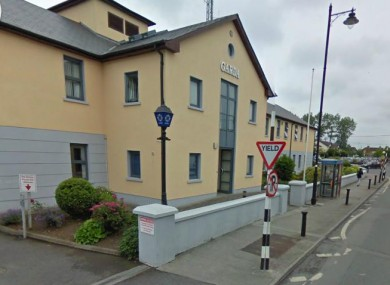 Tullamore Garda Station, Co Offaly.