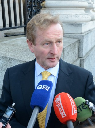Enda Kenny has said the government will proceed with plans to address the Expert Group's report on Irish abortion law in 2013.