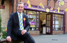 UKIP rises in polls to become UK's third largest party