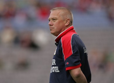 O'Se during his time in charge of Westmeath. 