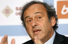 All options open for Euro 2020 – UEFA's Platini