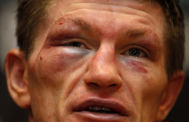 Boxing - Ricky Hatton Press Conference - Manchester Arena