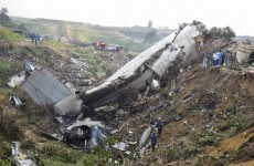 Around 30 people killed in Congo plane crash