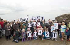 Marine conservation area may be setback to Dalkey oil bid