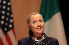 Clinton says she will continue to fight for global online freedom