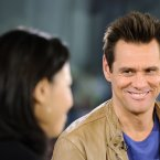 Jim Carrey once lived out of a VW camper van and in a tent on his sister's front lawn. Carrey said it was during these tough financial times growing up when he developed a sense of humour. (Peter Kramer/NBC NewsWire/AP)