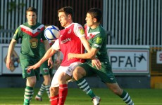 I was there… for Cork's hard-fought 0-0 draw with St Pat's