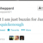 Want to keep an eye on Sheppard's progress with Reading? Following his Twitter isn't a bad way of going about it.