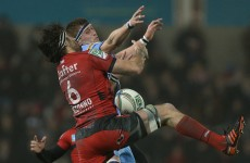 Heineken Cup: Toulon jump Sharks as Metro end Edinburgh's challenge
